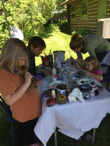 Activities at Forest Lodge Library